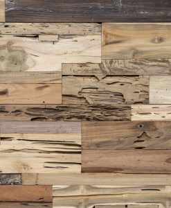 Wood Panelling Wall