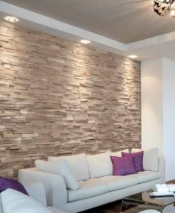 Wall Wood Cladding